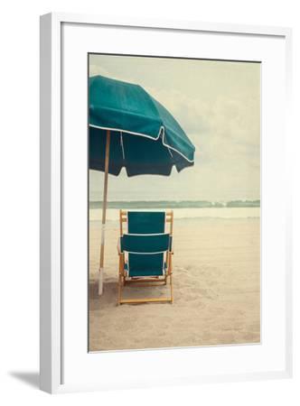 Under the Umbrella II-Elizabeth Urquhart-Framed Photo