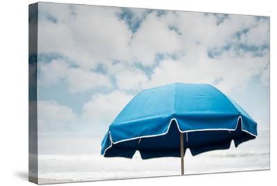 Beach Bliss II-Elizabeth Urquhart-Stretched Canvas Print