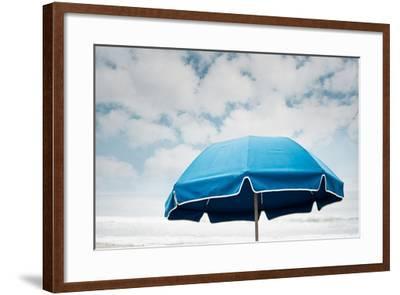Beach Bliss II-Elizabeth Urquhart-Framed Photo