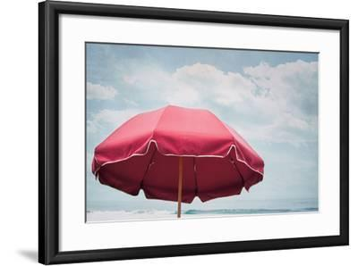 Beach Bliss I-Elizabeth Urquhart-Framed Photo
