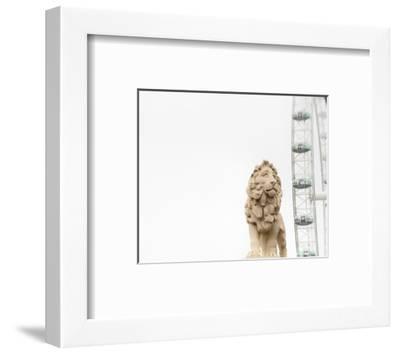 Lion of London-Keri Bevan-Framed Photo