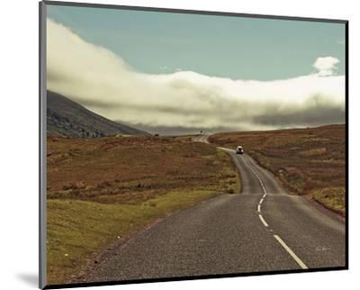 The Open Road-Keri Bevan-Mounted Photo