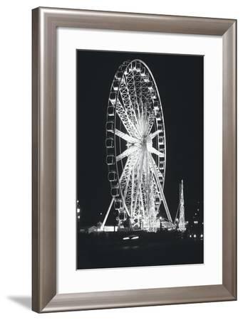 Roue de Paris-Laura Marshall-Framed Photo