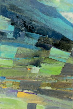 View of the Coast I-Albena Hristova-Framed Art Print