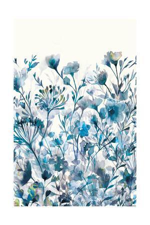 Transparent Garden-Wild Apple Portfolio-Framed Art Print
