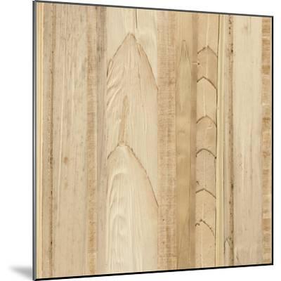 Wood Background I-Wild Apple Portfolio-Mounted Art Print