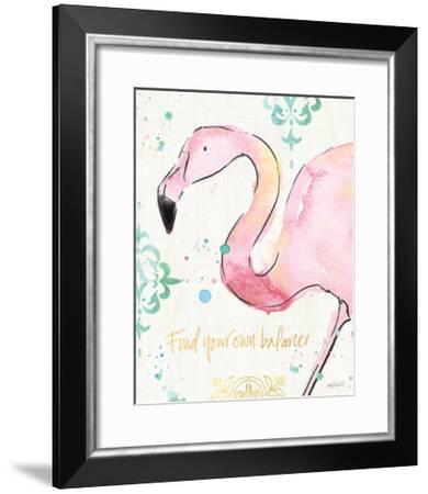 Palm Passion III-Anne Tavoletti-Framed Art Print