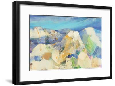 Wasatch-Albena Hristova-Framed Art Print