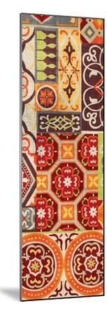Seville Gypsy Spice Panel II-Wild Apple Portfolio-Mounted Art Print