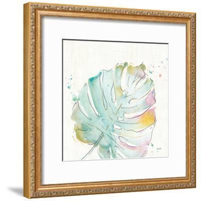 Palm Passion IV no Words-Anne Tavoletti-Framed Art Print