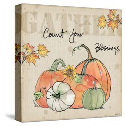 Be Thankful IV-Anne Tavoletti-Stretched Canvas Print