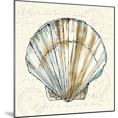 Coastal Breeze VII-Anne Tavoletti-Mounted Art Print