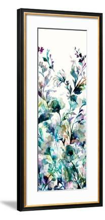 Transparent Garden II Panel I-Wild Apple Portfolio-Framed Art Print