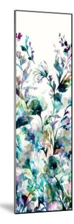 Transparent Garden II Panel I-Wild Apple Portfolio-Mounted Art Print