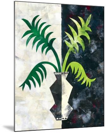 Pretty Palms IV-Wild Apple Portfolio-Mounted Art Print