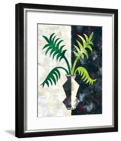 Pretty Palms IV-Wild Apple Portfolio-Framed Art Print