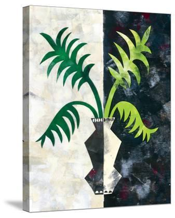 Pretty Palms IV-Wild Apple Portfolio-Stretched Canvas Print