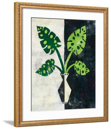 Pretty Palms II-Wild Apple Portfolio-Framed Art Print