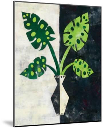 Pretty Palms II-Wild Apple Portfolio-Mounted Art Print