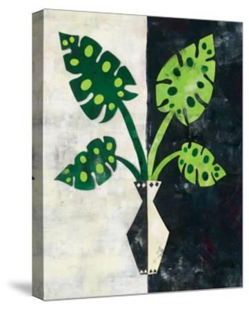 Pretty Palms II-Wild Apple Portfolio-Stretched Canvas Print