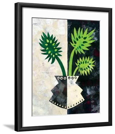 Pretty Palms III-Wild Apple Portfolio-Framed Art Print