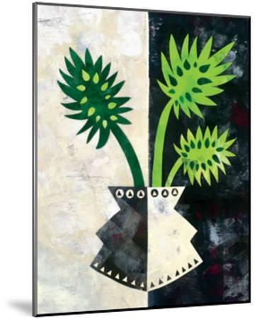 Pretty Palms III-Wild Apple Portfolio-Mounted Art Print