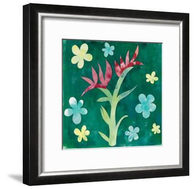 Jungle Jive IV-Wild Apple Portfolio-Framed Art Print