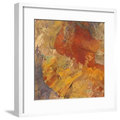 Canyon 3C-Albena Hristova-Framed Art Print