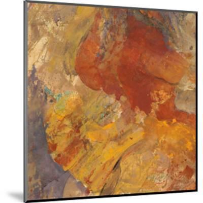 Canyon 3C-Albena Hristova-Mounted Art Print
