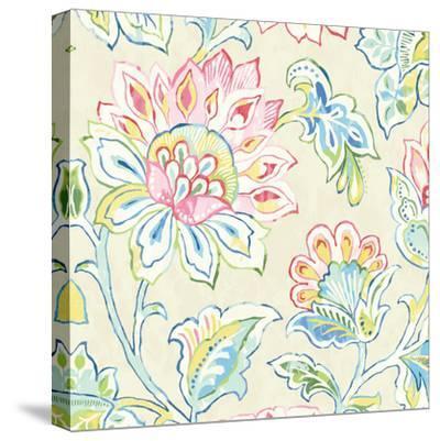 Ceylon Gardens III-Wild Apple Portfolio-Stretched Canvas Print