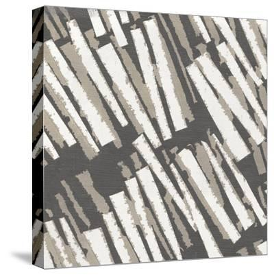 Fun on the Fourth II Neutral-Wild Apple Portfolio-Stretched Canvas Print