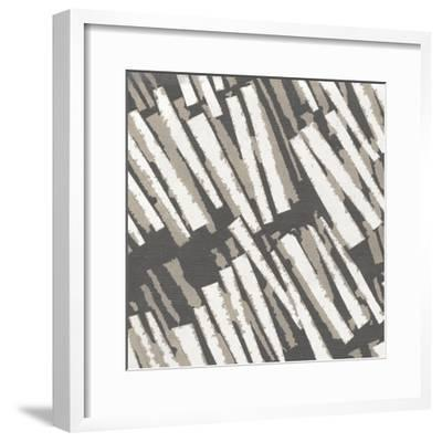 Fun on the Fourth II Neutral-Wild Apple Portfolio-Framed Art Print