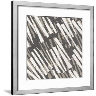 Fun on the Fourth III Neutral-Wild Apple Portfolio-Framed Art Print