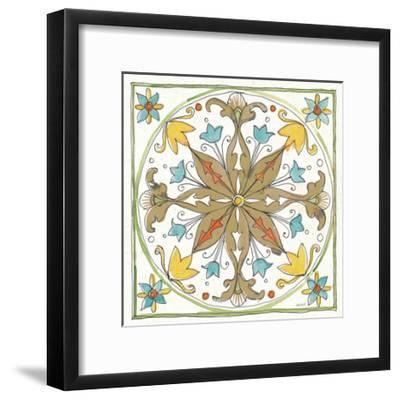 Tuscan Elegance VIII-Anne Tavoletti-Framed Art Print