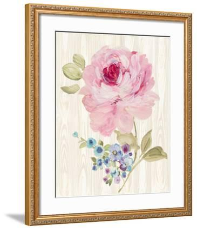 Driftwood Garden VI-Wild Apple Portfolio-Framed Art Print