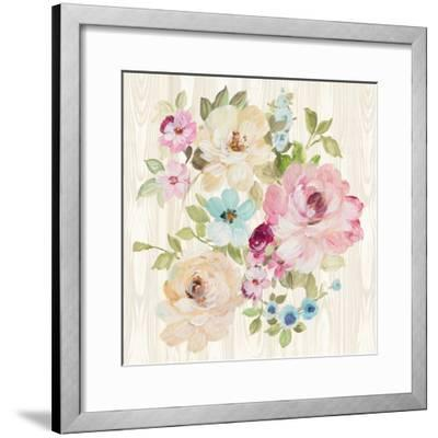 Driftwood Garden II-Wild Apple Portfolio-Framed Art Print