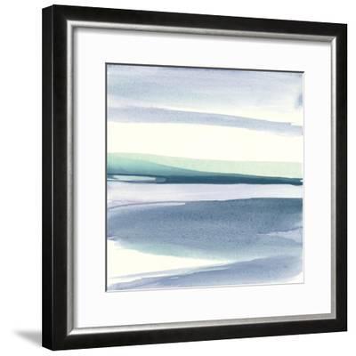 Mint Dawn III-Chris Paschke-Framed Art Print