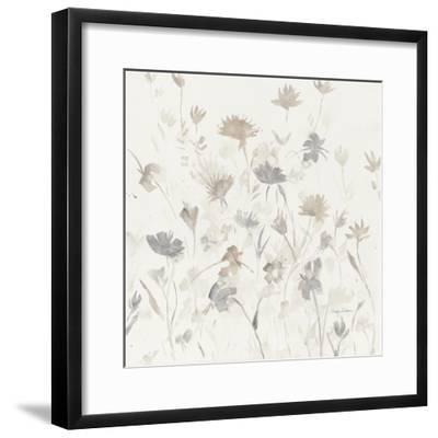 Garden Shadows I-Avery Tillmon-Framed Art Print