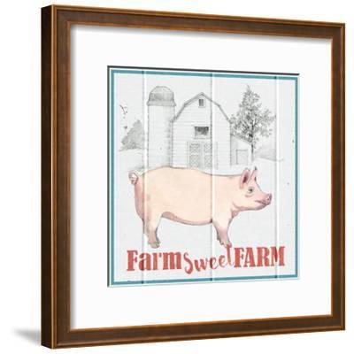 Farm To Table III-Beth Grove-Framed Art Print