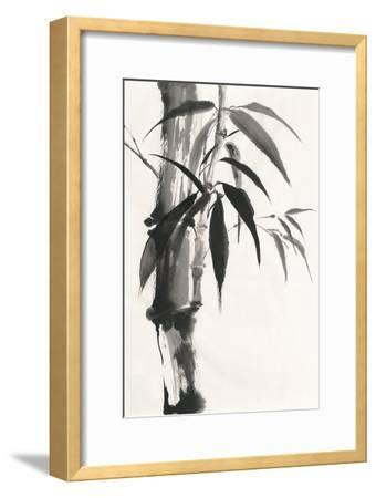 Sumi Bamboo-Chris Paschke-Framed Art Print