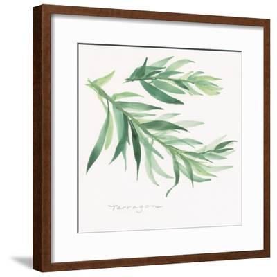 Tarragon-Chris Paschke-Framed Art Print