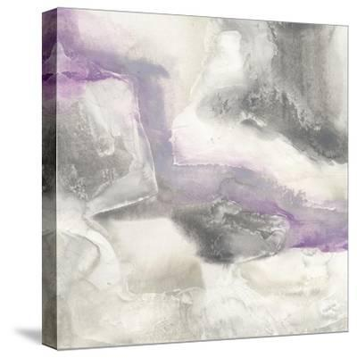 Shades of Amethyst I-Chris Paschke-Stretched Canvas Print