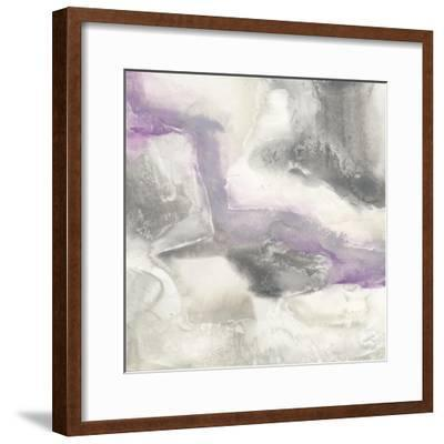 Shades of Amethyst I-Chris Paschke-Framed Art Print