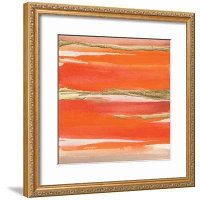 Gilded Mandarin I-Chris Paschke-Framed Art Print