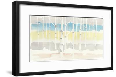 Springlake Aspens Crop-Avery Tillmon-Framed Art Print