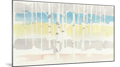 Springlake Aspens Crop-Avery Tillmon-Mounted Art Print