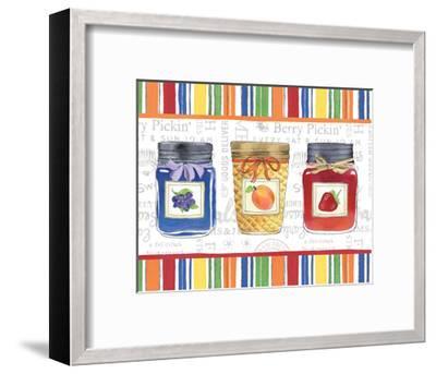 Canning Kitchen IX-Beth Grove-Framed Art Print