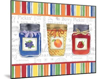 Canning Kitchen IX-Beth Grove-Mounted Art Print