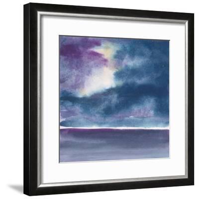 The Clouds II-Chris Paschke-Framed Art Print