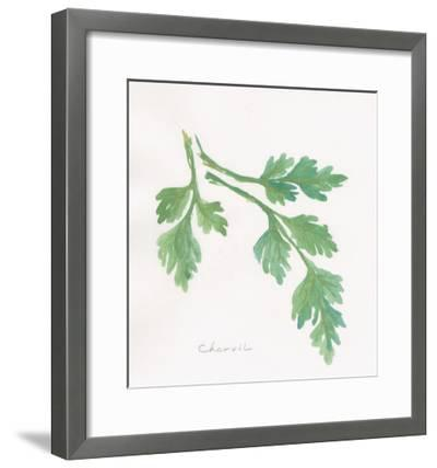 Chervil-Chris Paschke-Framed Art Print